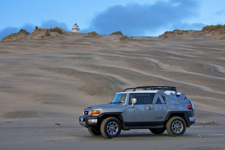 DEKRA ist für die praktischen Fahrerlaubnisprüfungen in Neuseeland zuständig