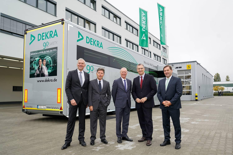 DEKRA Haus München offiziell eröffnet