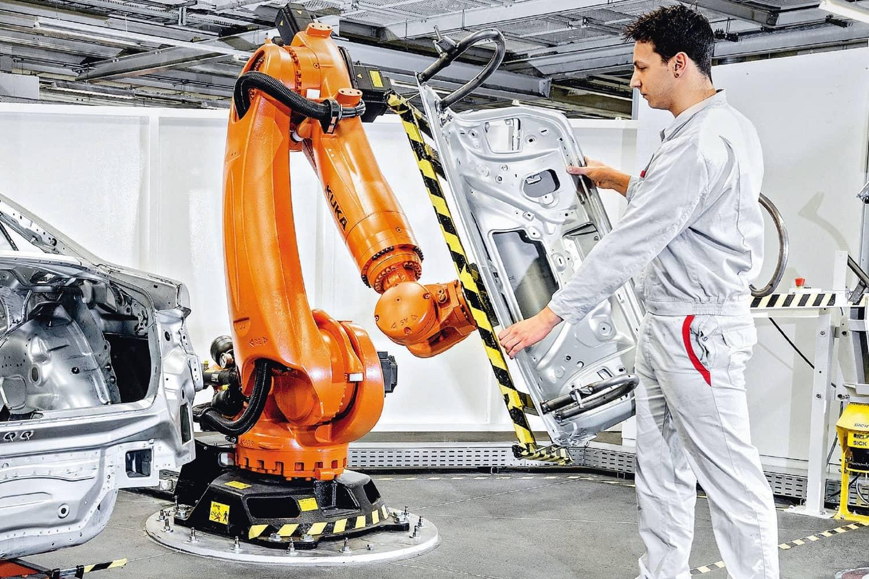 Industrie 4.0: Wenn alles kommuniziert