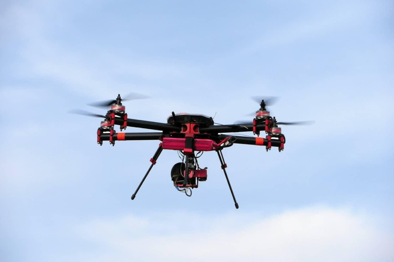 Multicopter sind wie digitale Hummeln