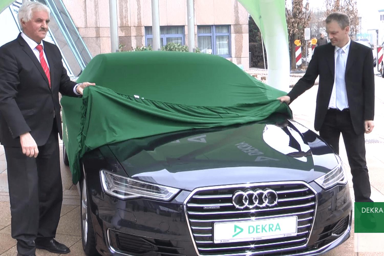 DEKRA Gebrauchtwagenreport 2016