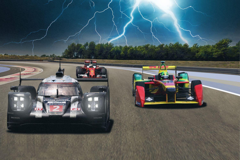 """Infografik: Formel 1 mit """"Heiligenschein"""""""