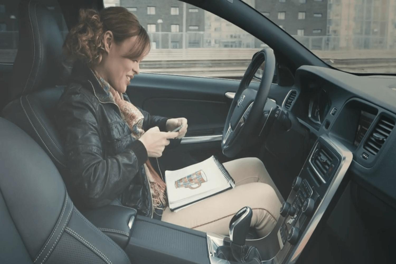 Studie: Deutsche suchen Zeitvertreib im autonomen Auto