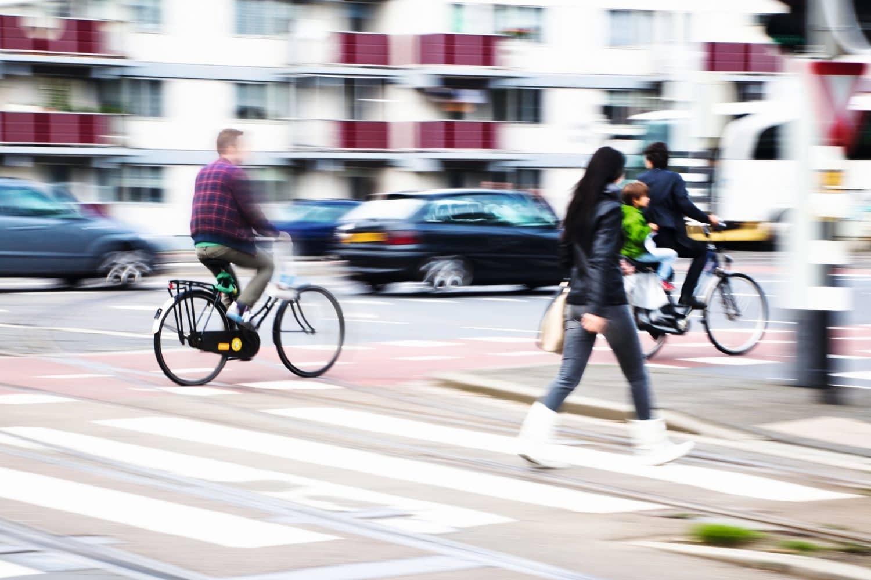Radfahrer: Alkohol und Ablenkung verursachen Unfälle