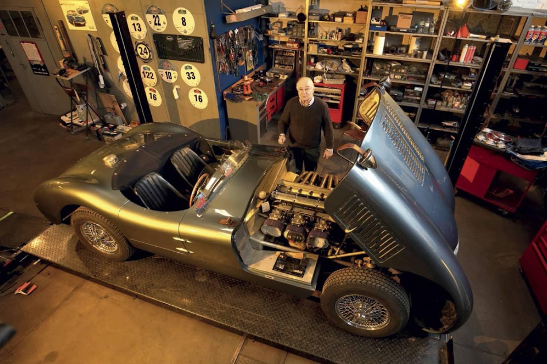 Oldtimer: Die Jaguar-Sammlung von Dieter Zens