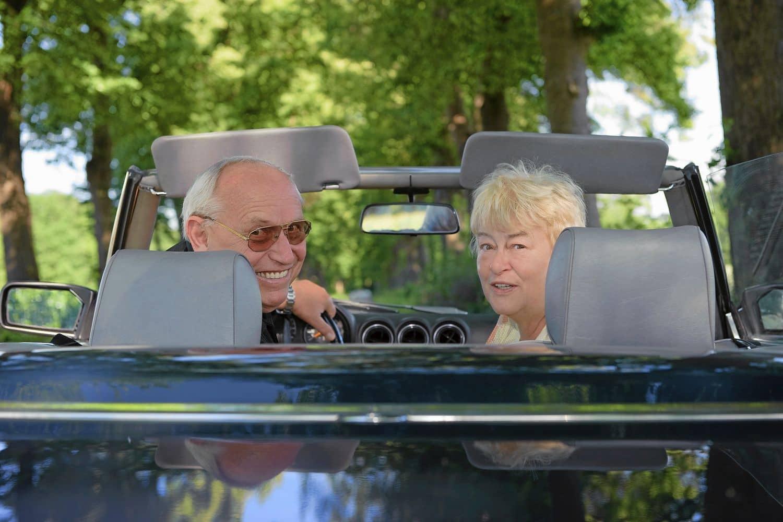 Autonome Autos bieten Senioren uneingeschränkte Mobilität