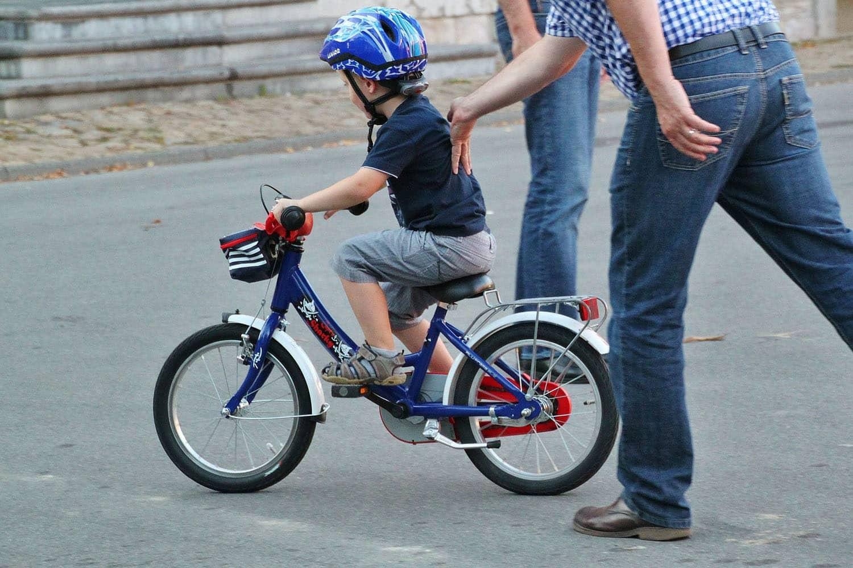 Fahrradhelme: Immer mehr Kinder geschützt