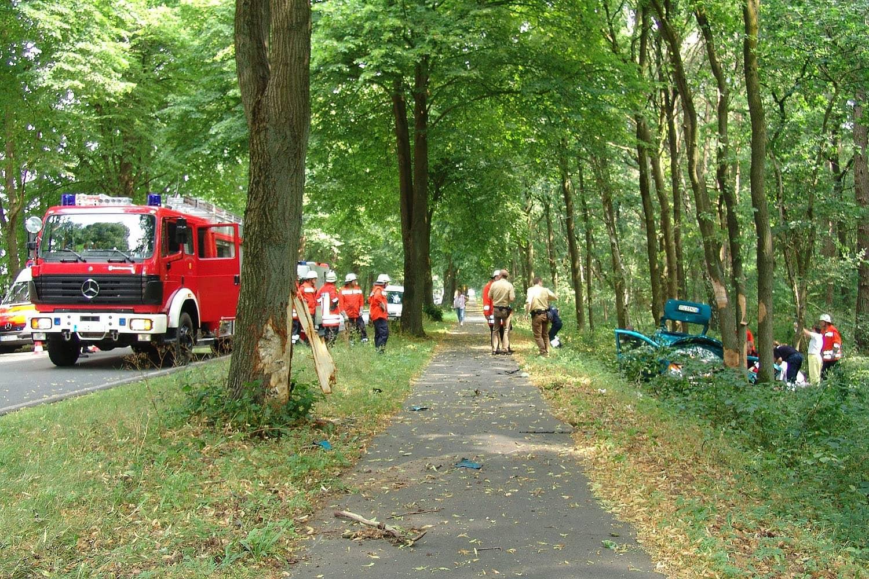 Unfalltote: Zahl im ersten Halbjahr gesunken