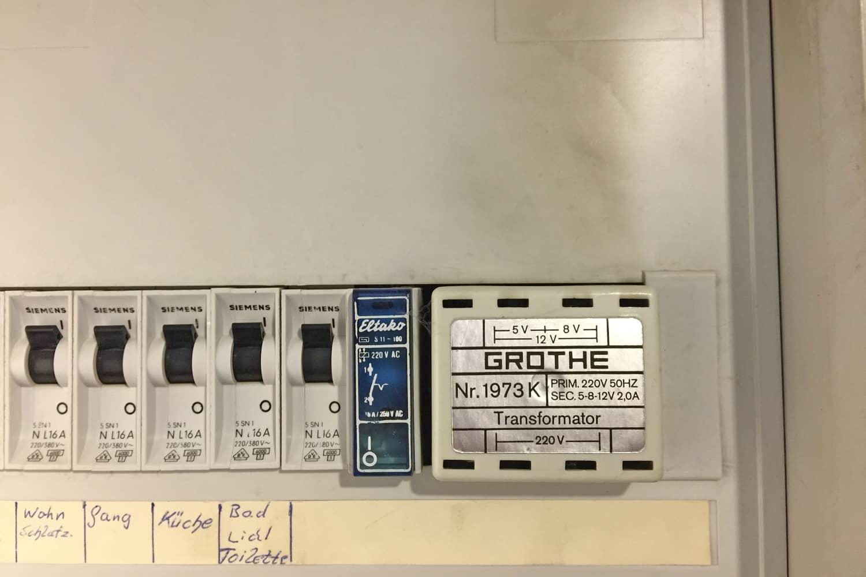 Brandschutz: Elektrogeräte sind häufigste Feuerursache
