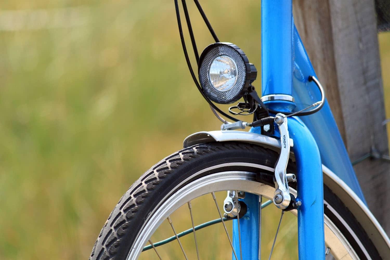 Fahrrad-Beleuchtung: Acht Stellen zählen