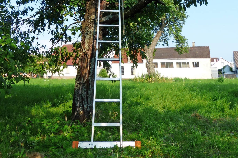 Leitern: Auf den Standpunkt kommt es an