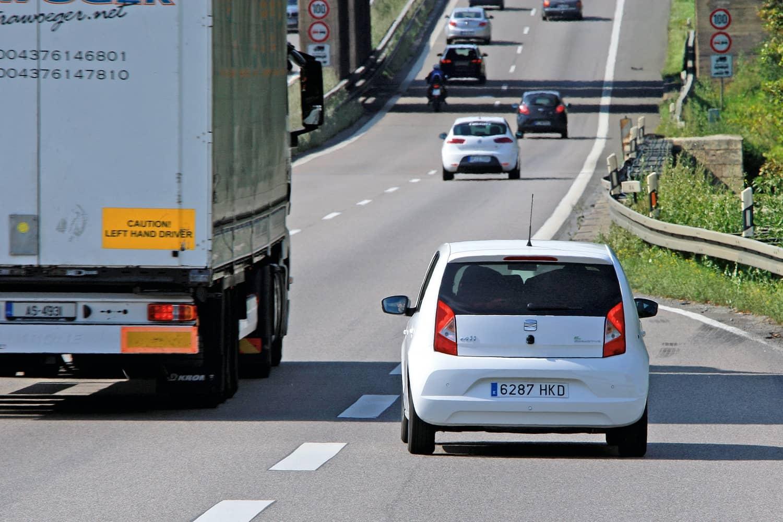 Beschleunigungsstreifen auf der Autobahn: Keine Vorfahrt