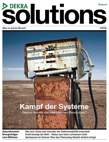 DEKRA solutions 03/2016