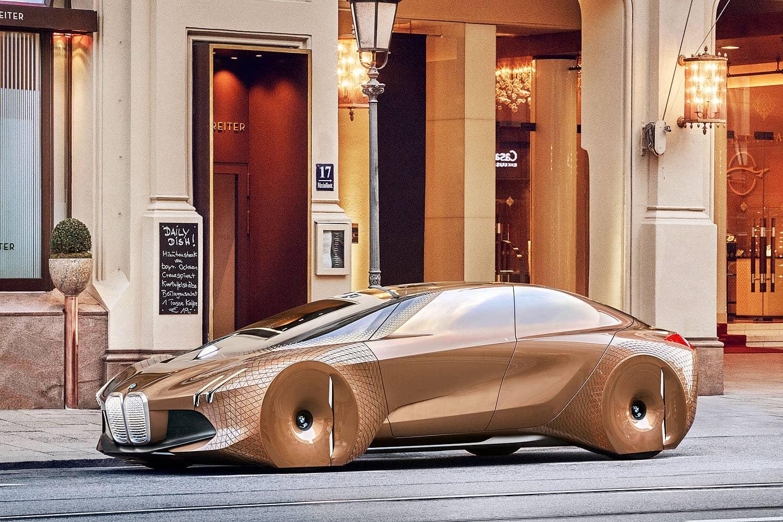 Autonomes Fahren: BMW testet in Münchner Innenstadt