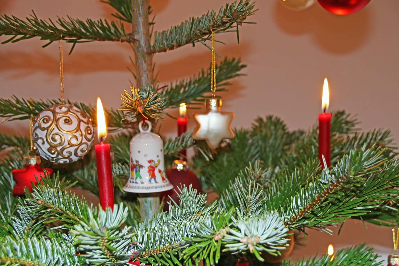 Adventszeit: Erhöhte Brandgefahr