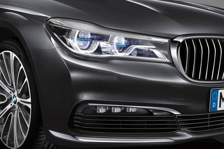 Laserlicht: Wie uns Autos künftig heimleuchten