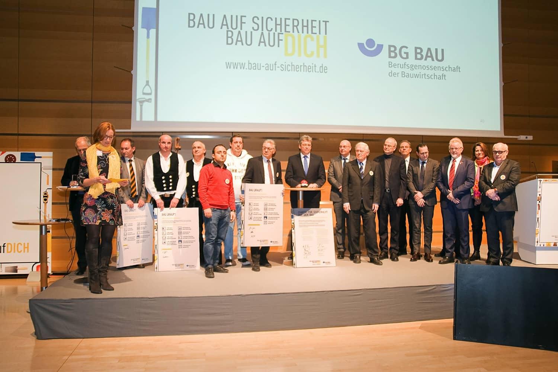 Arbeitsschutz: BG BAU startet Präventionsprogramm