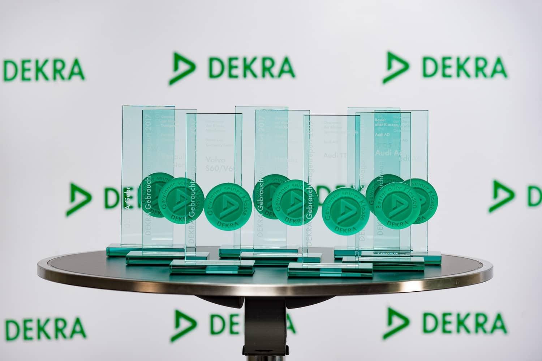 Pressemitteilung DEKRA Gebrauchtwagenreport 2017