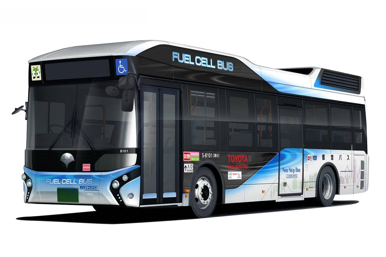 Brennstoffzelle: Toyota liefert ersten Stadtbus aus