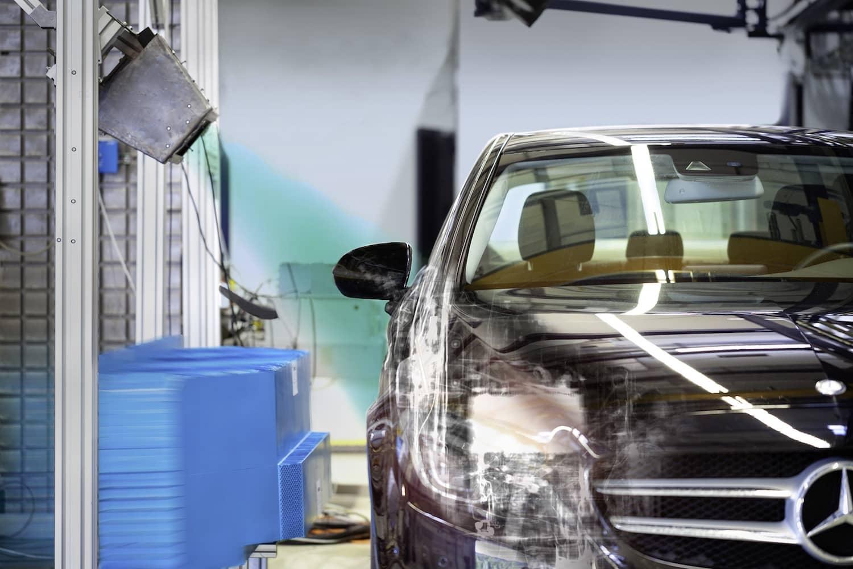 Crashtests: Mercedes hat den Röntgenblick