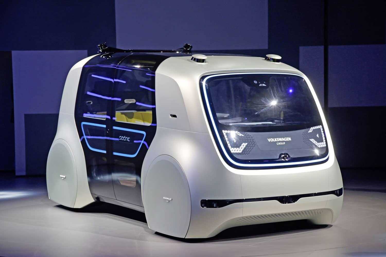 Sedric: Auto-Zukunft ohne Fahrer