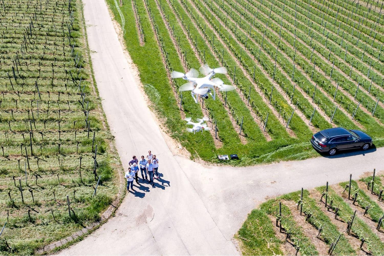 Drohnen-Führerschein: Sicherheit am Himmel