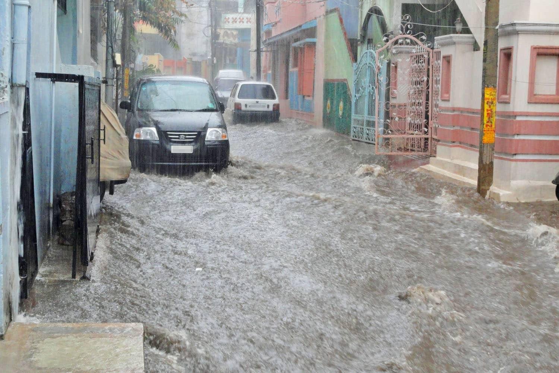 Hochwasser: Wie man sich schützen kann