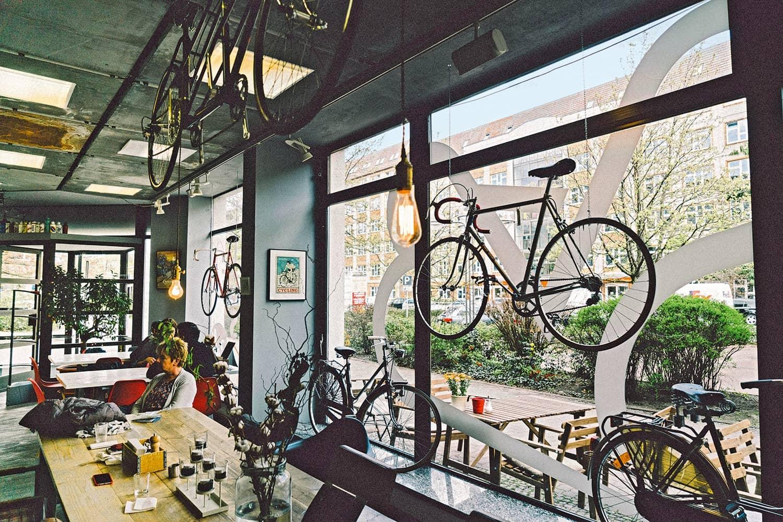 Steel Vintage Bikes Berlin