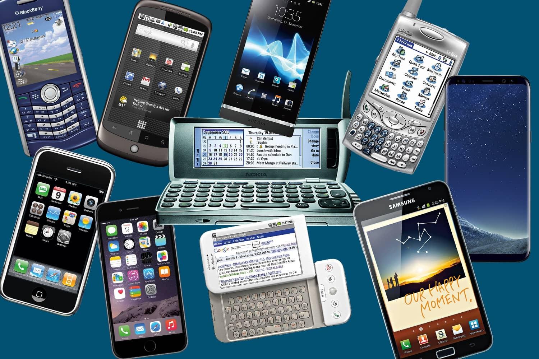 Der Aufstieg des Smartphones