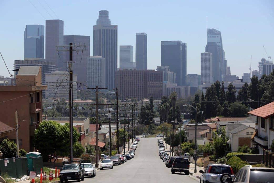 Los Angeles, Hochhaus