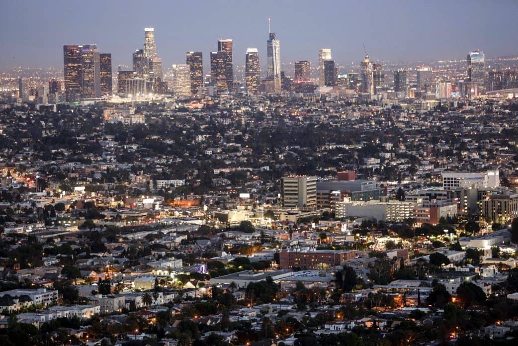 Los Angeles, Verkehr