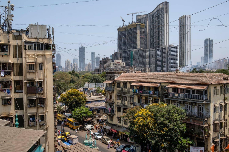 Mumbai, hochhaus