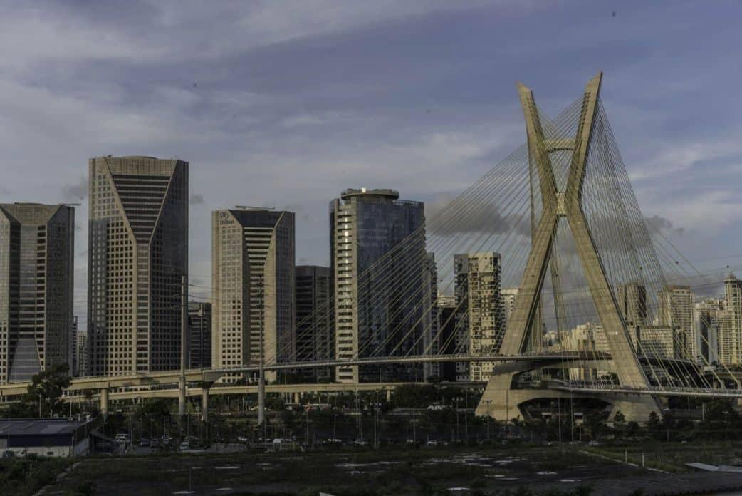 São Paulo, Brücke