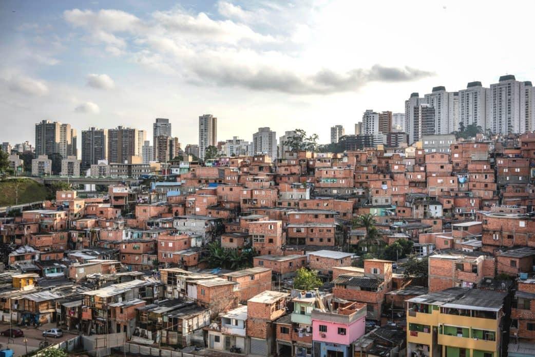 São Paulo, Häuser