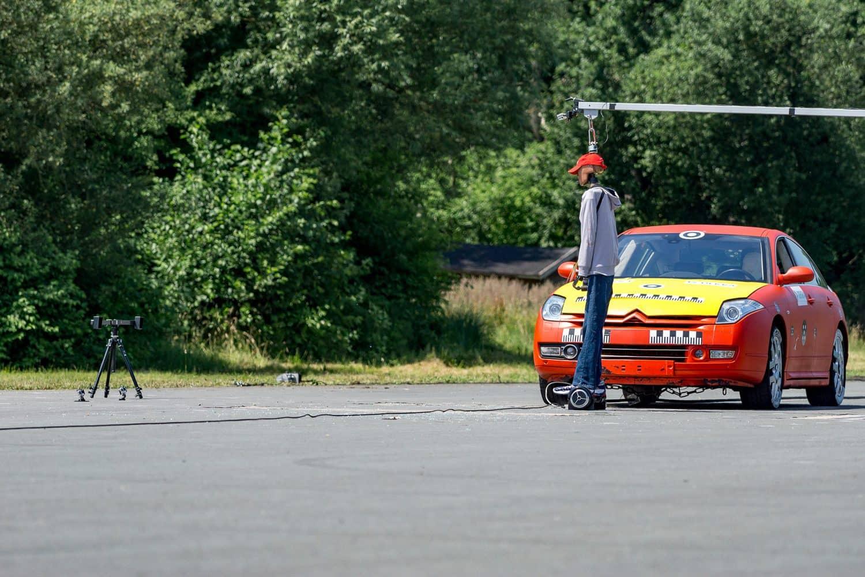 DEKRA Safety Day, Crashtest