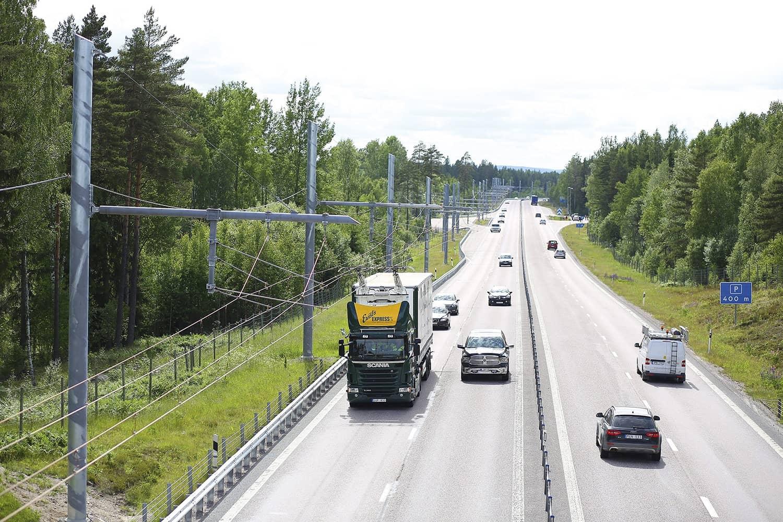 Siemens stellt den eHighway vor