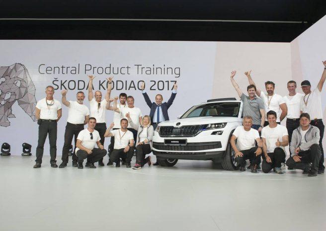 Produkt-Training: ŠKODA KODIAQ
