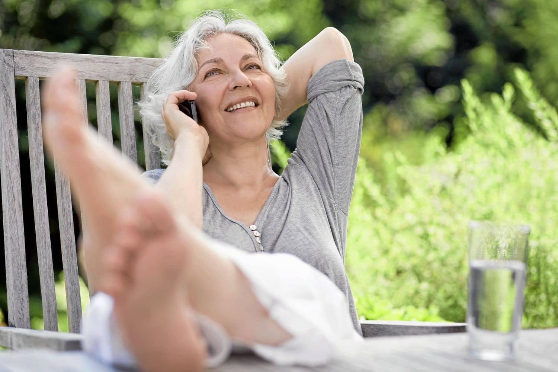 Schalten Sie einfach mal ab: Eine Pause hilft gegen Stress. Foto: Fotolia jd photodesign
