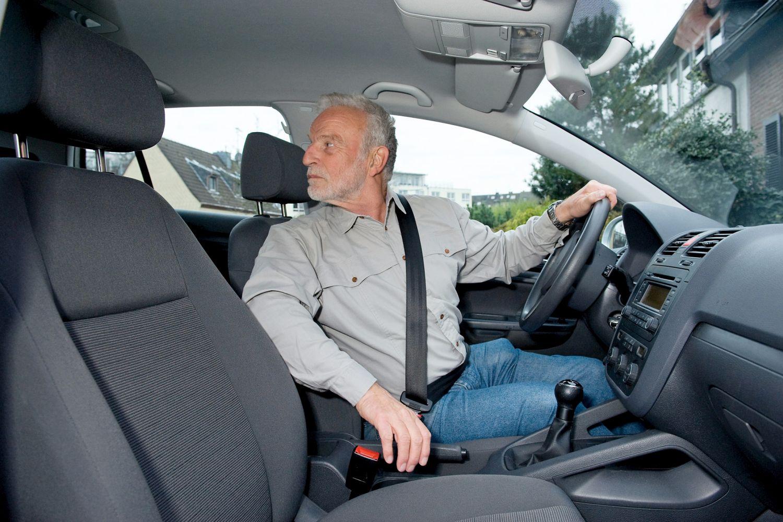 Testfahrten für ältere Autofahrer: freiwillig oder verbindlich?