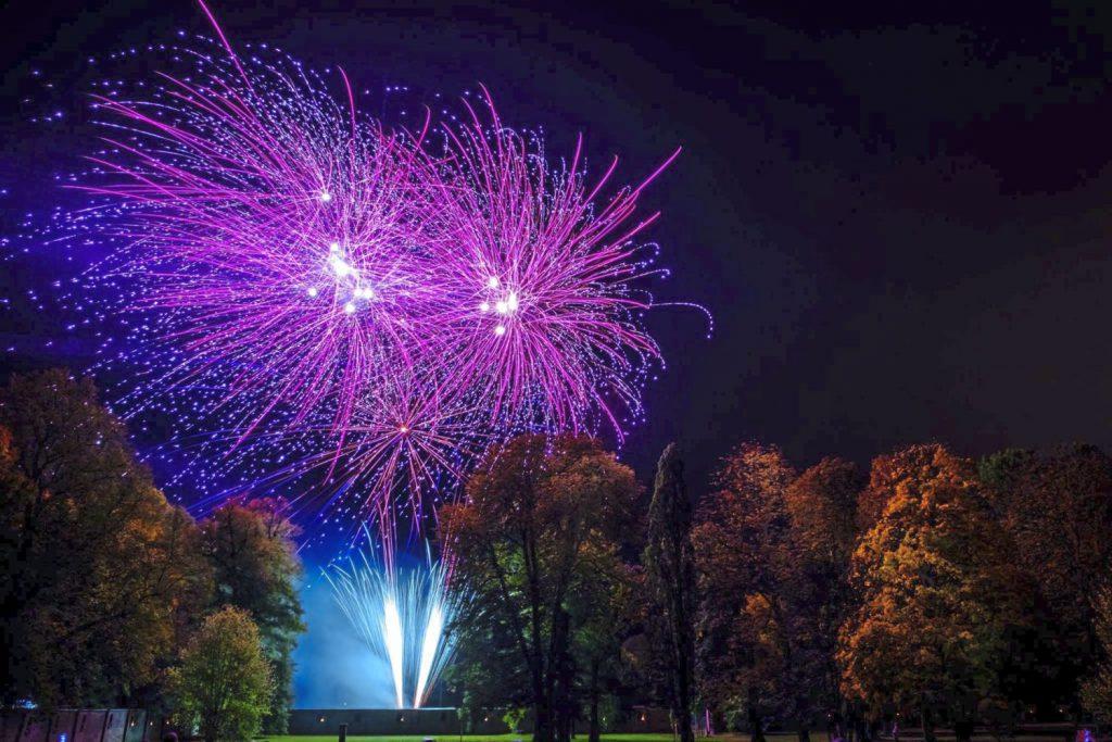Feuerwerk raus aus der Innenstadt - ist eine Forderung der DUH. Foto: Rico Radau
