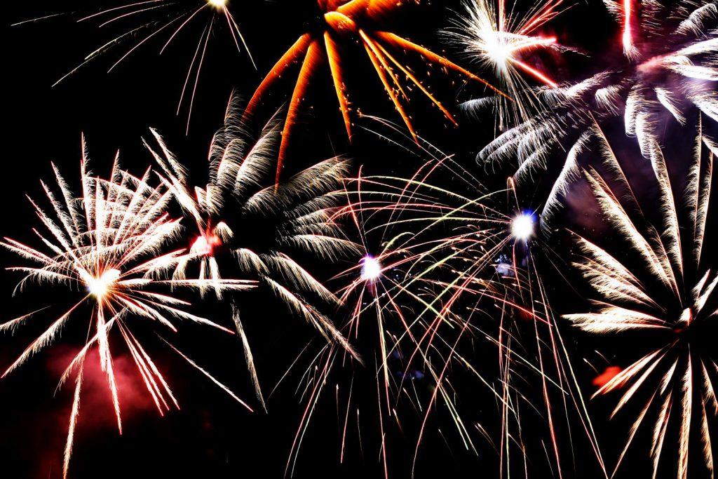 Feuerwerke entzücken bereits seit dem 12. Jahrhundert die Menschen. Foto: Thomas Küppers