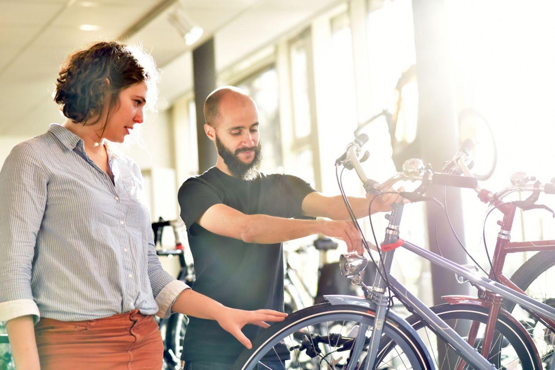 Sicherheitsmängel: Finger weg vom Billig-Fahrrad!