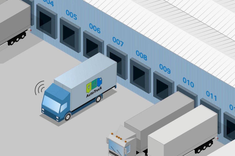 Das Projekt Auto Truck findet in einer speziellen Automatisierungszone statt. Foto: IVI