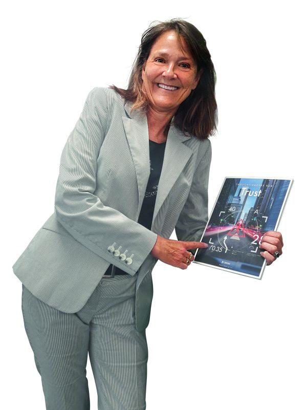 Yvonne Rauh, Deputy Chief Country Officer, DEKRA Spain. Photo: DEKRA