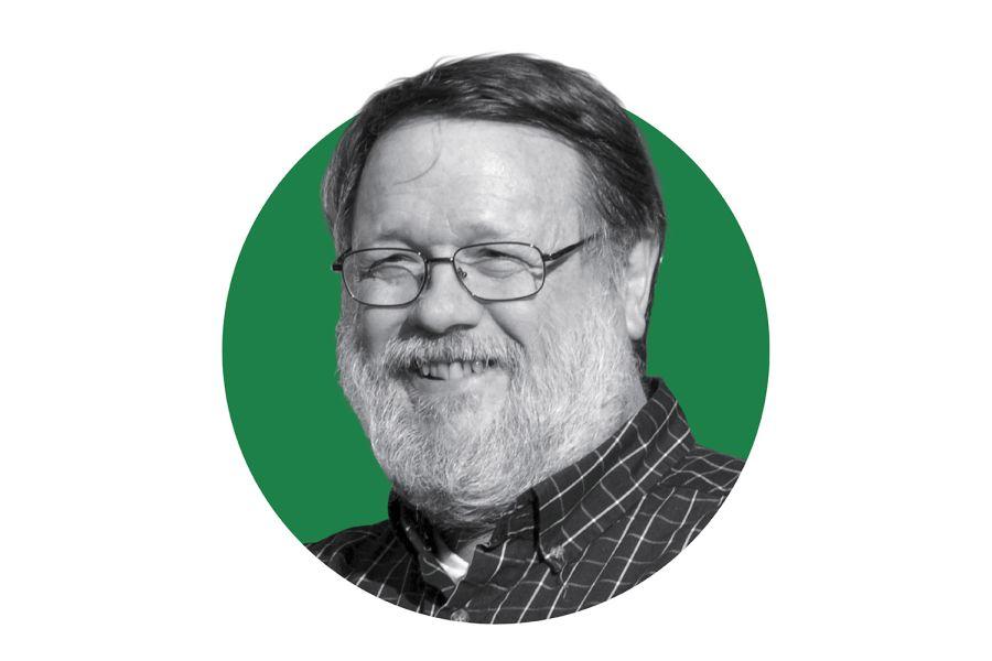 E-Mail: Ray Tomlinson versendete 1971 elektronische Nachrichten und verwendete dazu das @-Zeichen. Anfangs belächelt, ist es heute eine wichtige Kommunikationsart. Foto: Miguel Riopa/Getty Images