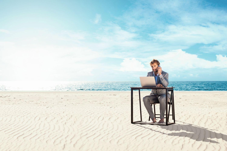 Die neue Welt der Arbeit