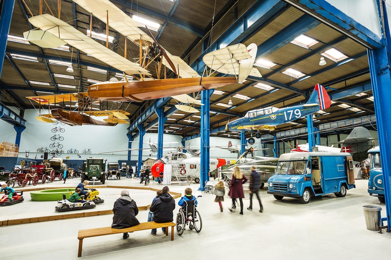 Danmarks Tekniske Museum in Helsingor. Photo: Danmarks Tekniske Museum