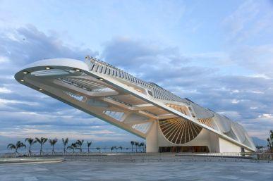 Das Museum of Tomorrow in Rio de Janeiro. Foto: Bernard Lessa