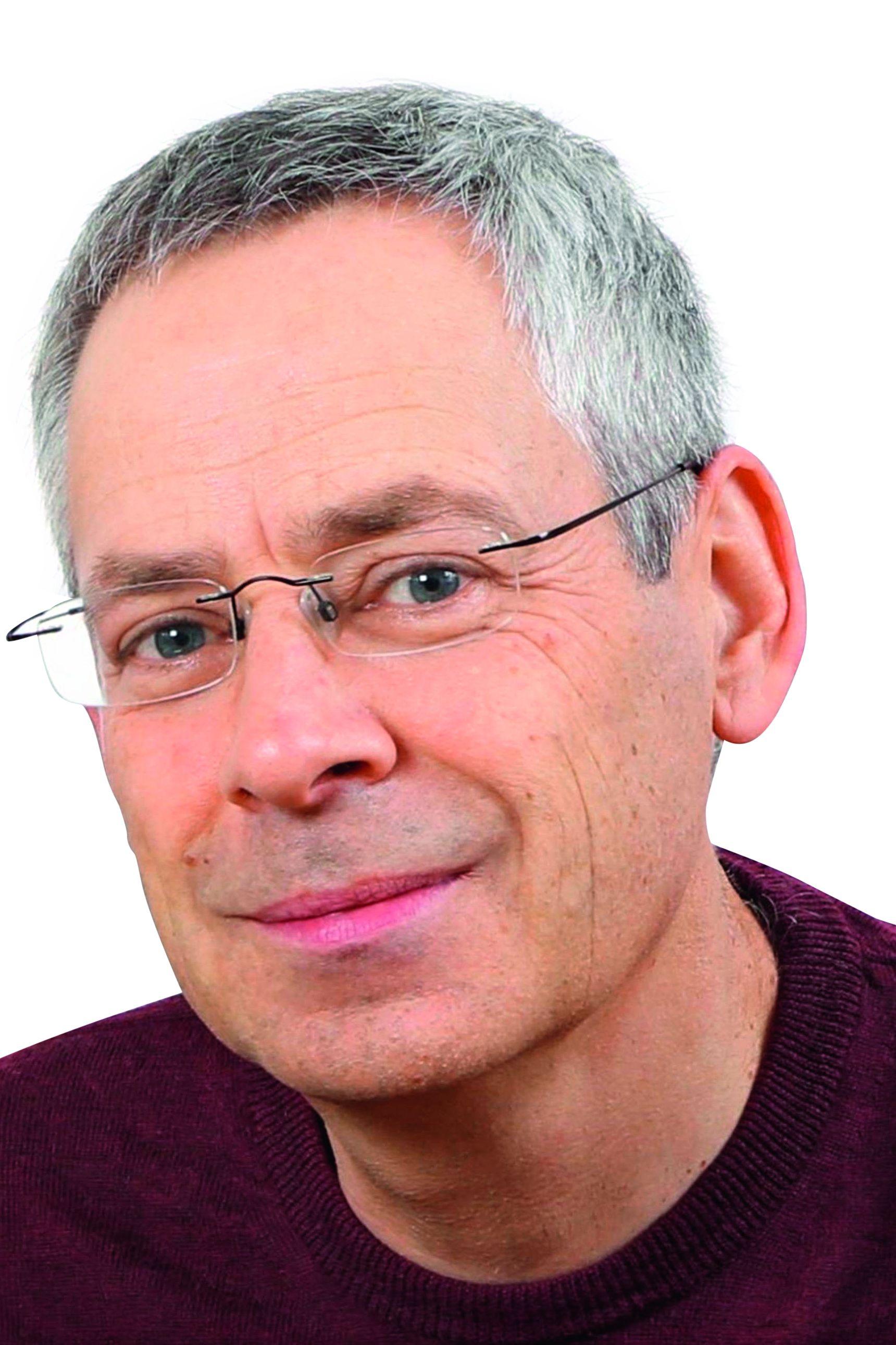"""Tim Gill, Wissenschaftler und Autor des Buches """"No Fear"""". Foto: Tim Gill"""