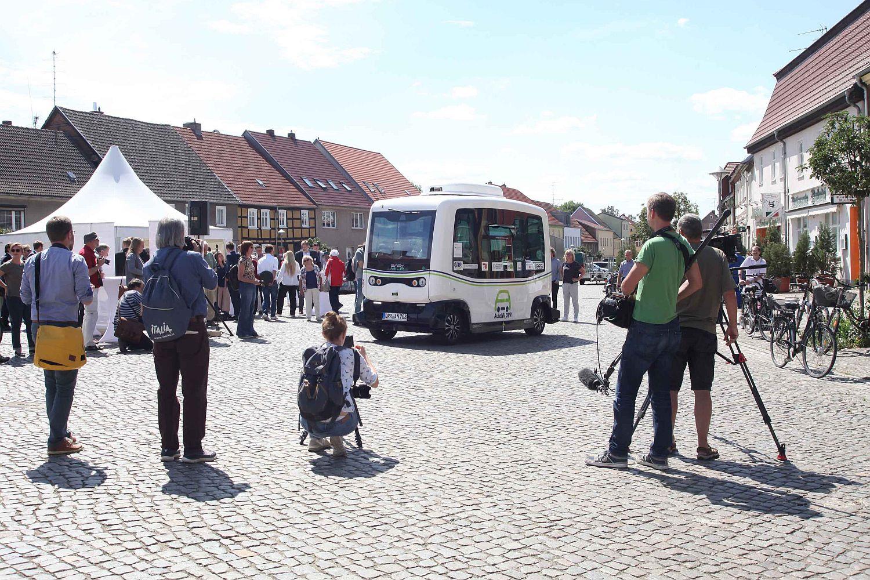 Am 22 Juli 2019 startet der Probebetrieb in Wusterhausen/Dosse. Foto: DEKRA
